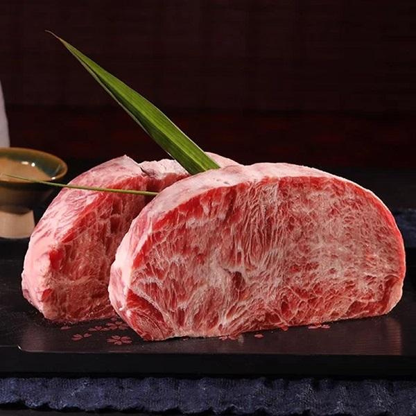 Điểm đặc biệt của bít tết bò Fuji