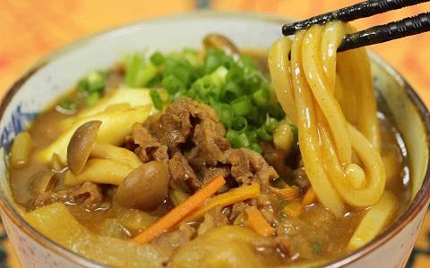 Cách làm món mỳ Udon cà ri với thịt bò Fuji ngon tuyệt tại nhà